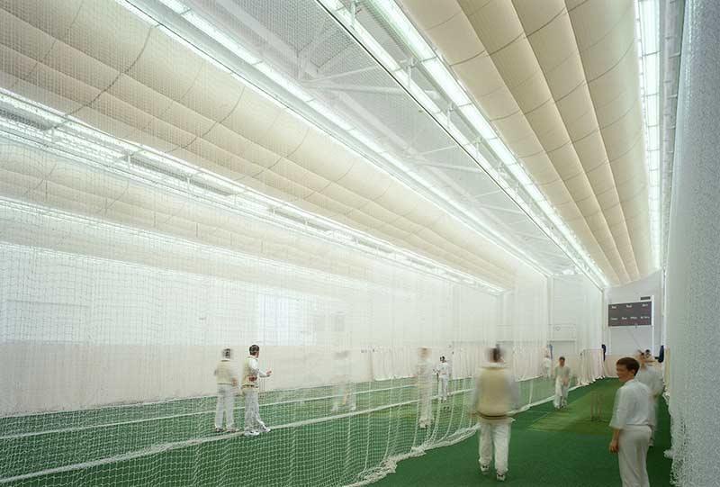 ICC Practice Lanes