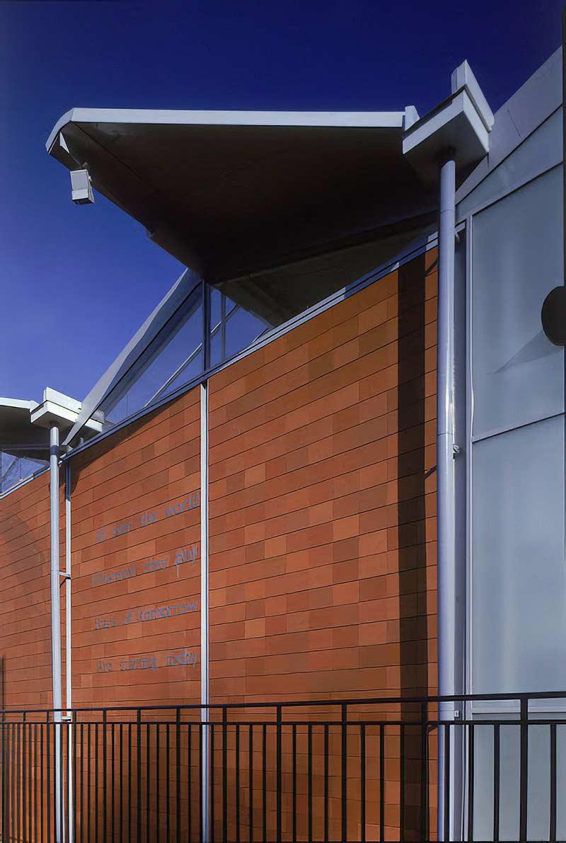 Birmingham ICC External Close Up