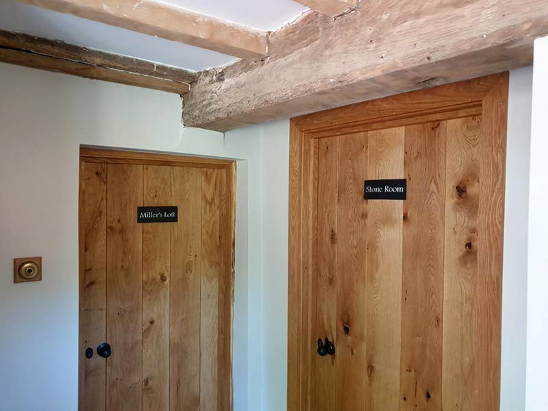 Water Mill Bedroom Doors