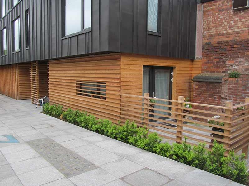 Four-Oaks Timber Precedent