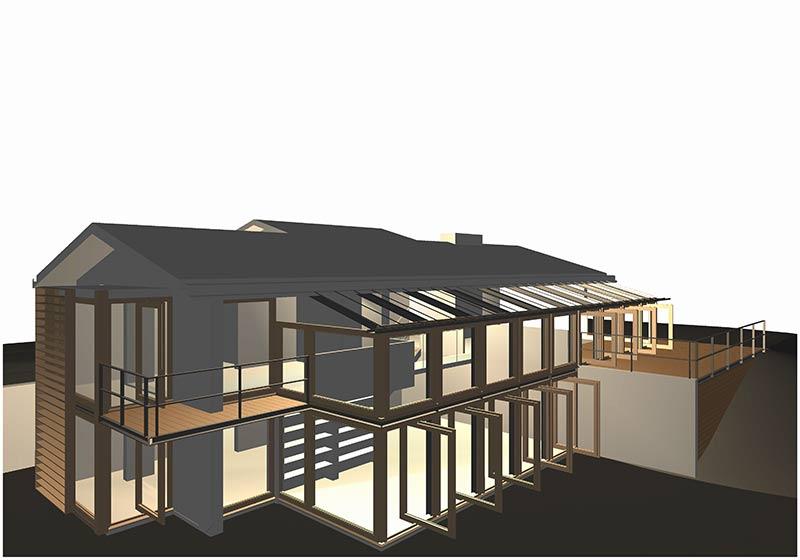 Trimpley Exterior Model