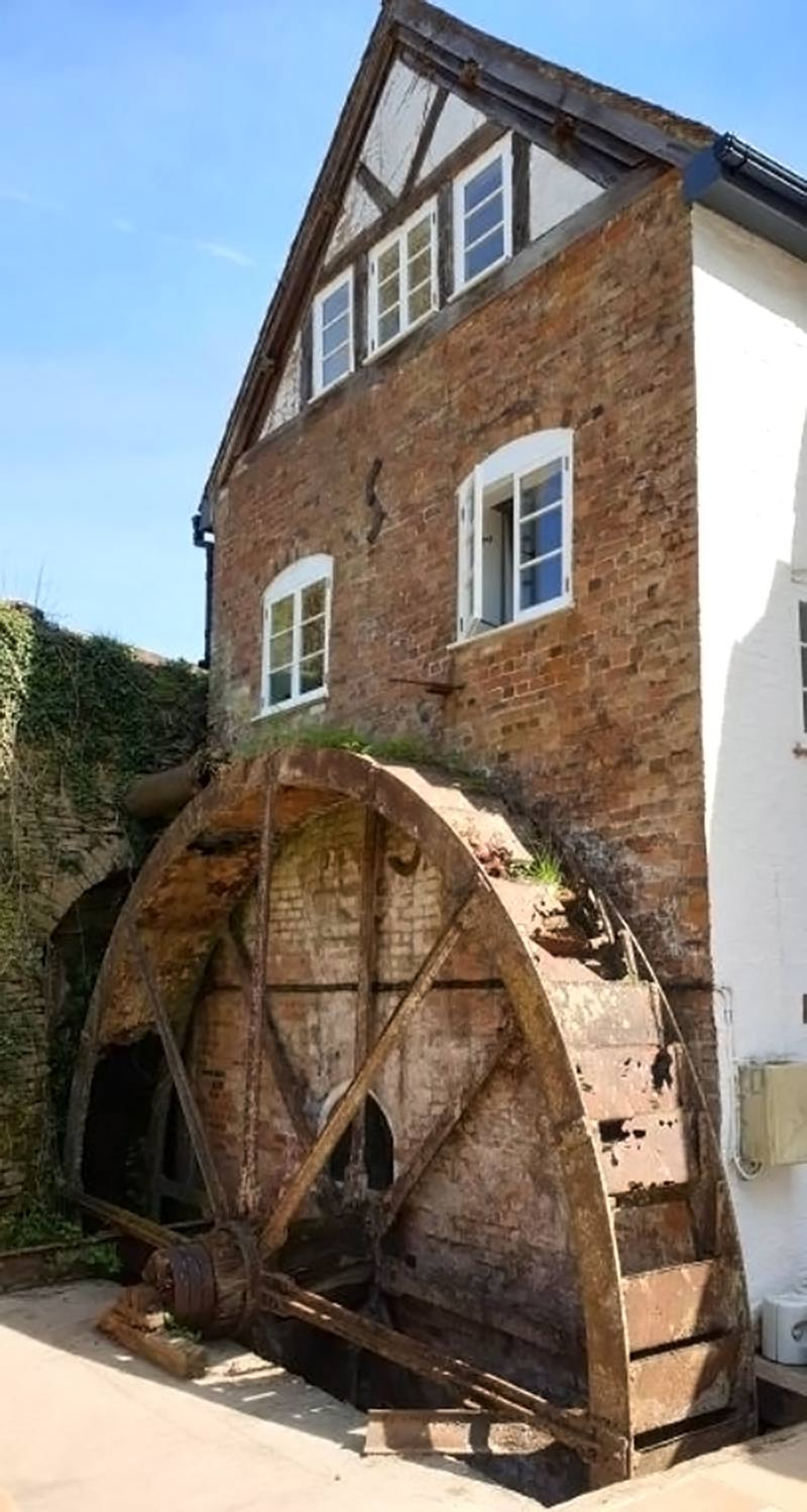Water Mill Water Wheel