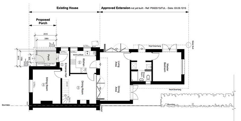 Elmbridge Ground-Floor Plan