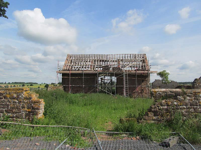 Original External Collets Barn Warwickshire
