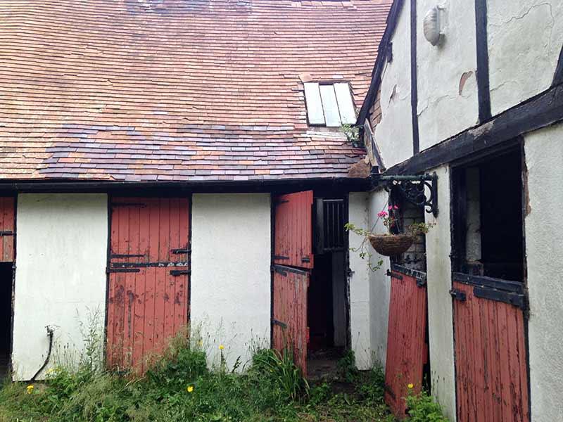 Uplands Stables Doors