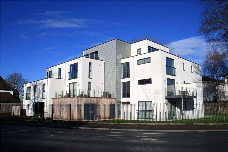 Penthouse Cheltenham External Building